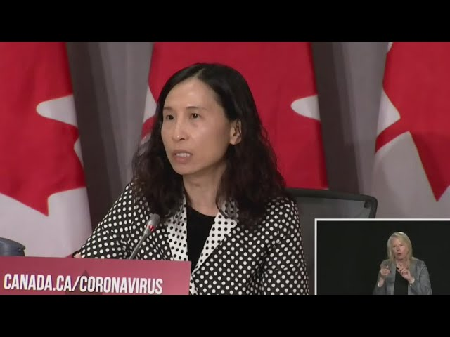 'We don't know the exact origin of this virus': Dr. Tam 8