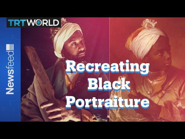 Recreating Black Portraiture 1