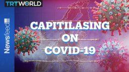 Capitalising On COVID-19: Far-right spread racist ideas on social media 5