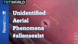 Unidentified Aerial Phenomena  #aliensexist 5