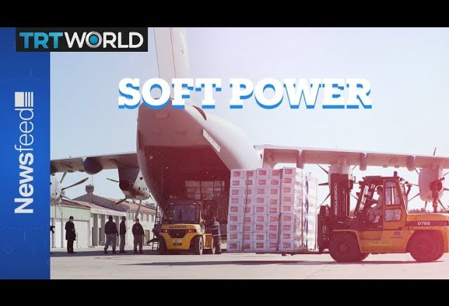 Soft Power: Geopolitics at play in the pandemic 1