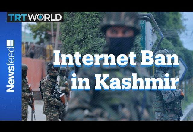 Kashmir Continues To Face Internet Blackouts 1