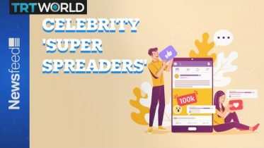 Who are the celeb 'super-spreaders' of fake news? 2