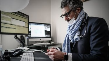 Will virtual doctor's appointments become standard practice? 6