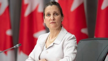 Freeland says border agents should be 'compassionate' 6