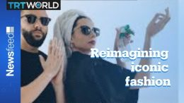 Comedian Donovan Goliath and musician Davina Gordon take on fashion 5
