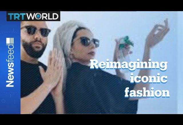 Comedian Donovan Goliath and musician Davina Gordon take on fashion 1