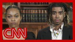 Atlanta student gets emotional describing violent arrest 9