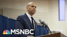 'We've Got To Keep Going': Sen. Booker Calls For Continued Activism At JusticeCon | MSNBC 6