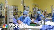 Europe Suppressed The Coronavirus. The U.S. Has Not. | All In | MSNBC 3