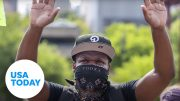 'This protest was different:' Statesman photojournalist on documenting Floyd protests | USA TODAY 2