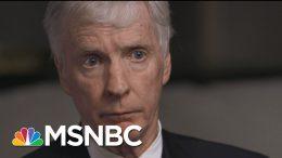 Trump Firings At US Global Media Risk Damaging High Standards   Rachel Maddow   MSNBC 8
