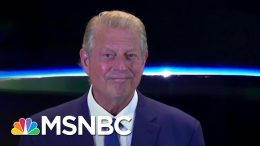 Al Gore: Poverty And Systemic Racism Are 'Tightly Linked With The Climate Crisis' | MSNBC 3