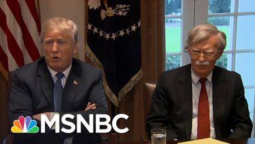 Judge Denies Trump Administration's Request To Block Bolton's Book | MSNBC 6