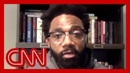 Donte Stallworth: Trump is throwing gas on the fire 1