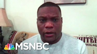 Systemic Racism Is 'The Privilege You Enjoy Because Of The Color Of Your Skin' | MSNBC 6