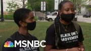 'The Fire Fas Been Ignited': DC Protesters Call For Systemic Change Over Performance Activism 2
