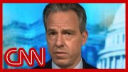 Jake Tapper: Once again, Trump is revealing this 3