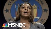 NY Attorney General Vows To 'Get Answers and Seek Justice' For Protesters Attacked By Police | MSNBC 4