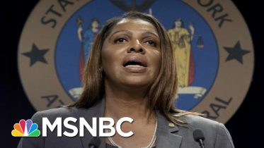 NY Attorney General Vows To 'Get Answers and Seek Justice' For Protesters Attacked By Police   MSNBC 6