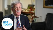 John Bolton talks to USA TODAY | USA TODAY 2