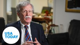John Bolton talks to USA TODAY | USA TODAY 5