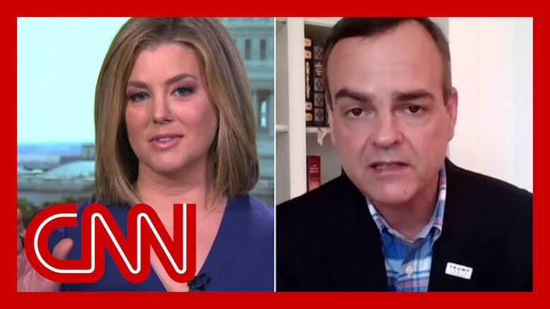 CNN's Keilar confronts Trump campaign official: Are dead Americans funny to you? 1