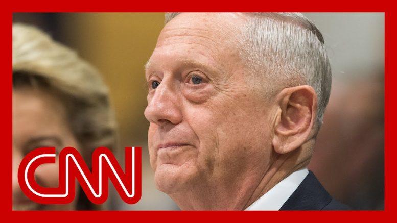 Ex-Defense Secretary Mattis condemns Trump as threat to constitution 1