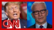 Anderson Cooper: Trump's joke came at the expense of thousands of people 2
