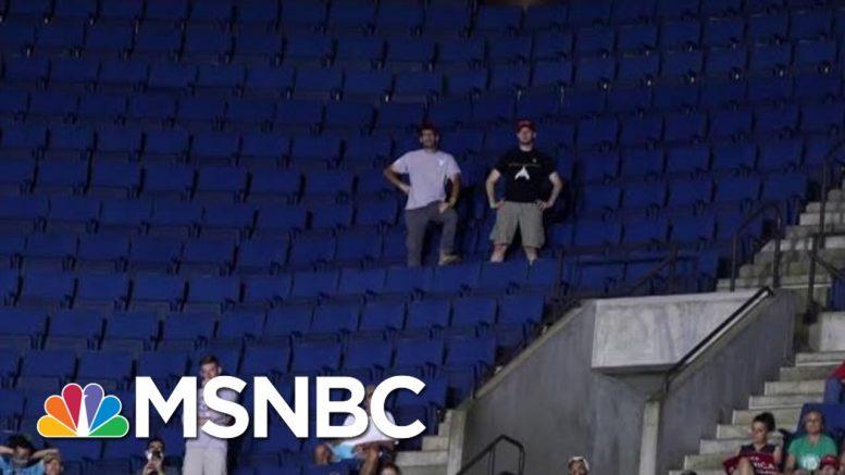 Trump 'Furious' About 'Underwhelming Crowd' At Tulsa Rally | Morning Joe | MSNBC 1