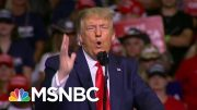 Trump Says He Wants To Slow Down Testing; WH Says He Was Joking | Morning Joe | MSNBC 3