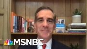 Los Angeles Mayor: Let's Fix Policing And Make It Better   Morning Joe   MSNBC 5