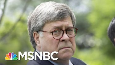 AG Barr Under Scrutiny For Role In Ouster Of U.S. Attorney In New York | Andrea Mitchell | MSNBC 1