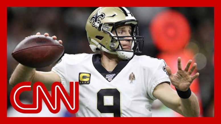 Drew Brees faces backlash for remark about taking a knee during national anthem 1