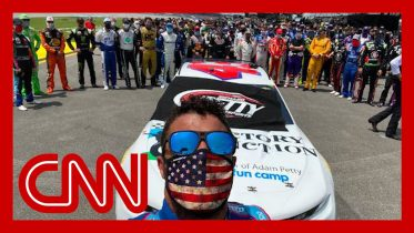 FBI says Bubba Wallace not a target of a hate crime 10