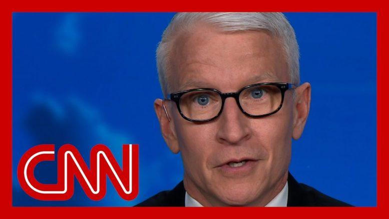 Anderson Cooper: Trump is pretending Covid-19 is good 1