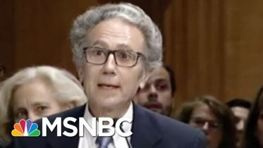 Firings At Media Agency Spark Concerns As Trump-Appointee Takes Helm | Andrea Mitchell | MSNBC 6