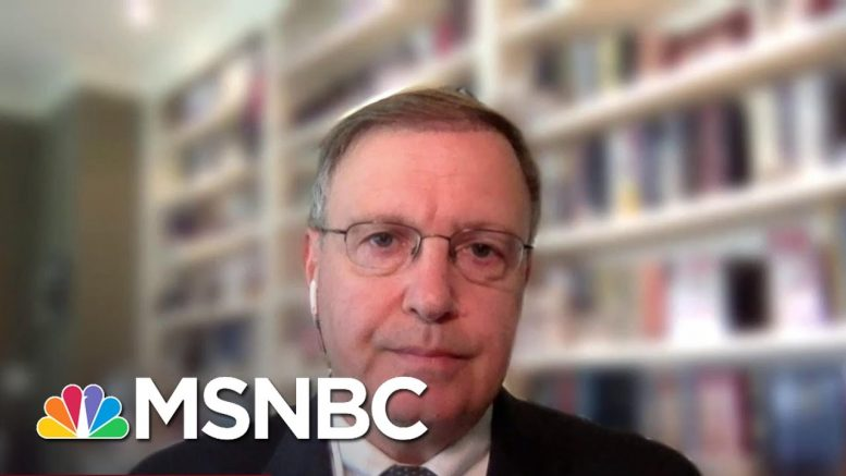 Chuck Rosenberg Says Trump Firing US Attorney 'Not Normal' And 'Deeply Troubling' | MSNBC 1
