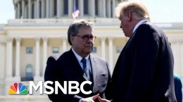 'Despot, Rotten': Trump AG Barr Under Fire Ousting Key SDNY Prosecutor | MSNBC 3