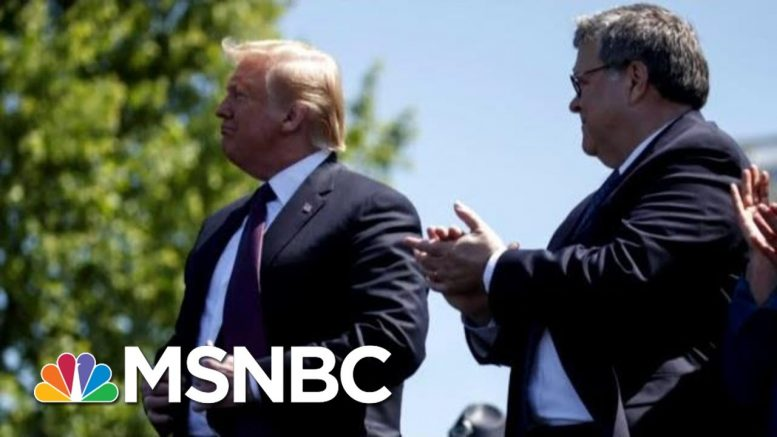 Why Trump Just Fired The One Prosecutor He Fears More Than Mueller | MSNBC 1