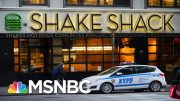 Chris Hayes Explains Why Shake Shack Didn't 'Poison' NY Police Officers | All In | MSNBC 5