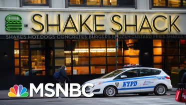 Chris Hayes Explains Why Shake Shack Didn't 'Poison' NY Police Officers | All In | MSNBC 6