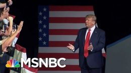 Trump 'Furious' Over Sparse Tulsa Rally And On Defense Over Bolton Book | The 11th Hour | MSNBC 8