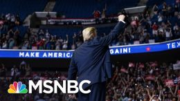 Trump Says He Wanted COVID Testing Slowed. WH Again Says He's Joking. | The 11th Hour | MSNBC 4