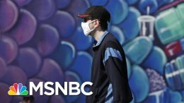AZ ER Doctor: With COVID-19, Not Wearing A Mask Is 'Really Selfish' | The 11th Hour | MSNBC 9