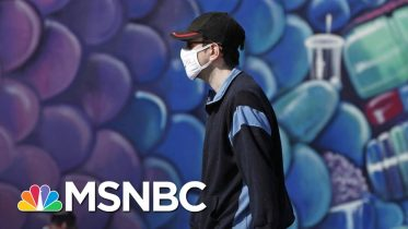 AZ ER Doctor: With COVID-19, Not Wearing A Mask Is 'Really Selfish' | The 11th Hour | MSNBC 6