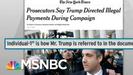 Barr's Botched Effort To Rig SDNY For Trump Prompts Investigation | Rachel Maddow | MSNBC 8