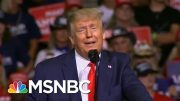 Low Attendance At Trump's Tulsa Rally Raises Questions About His 2020 Campaign | MSNBC 4