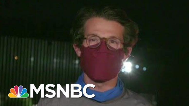 Coronavirus Hangs Over Trump's Visit To Arizona | Morning Joe | MSNBC 1