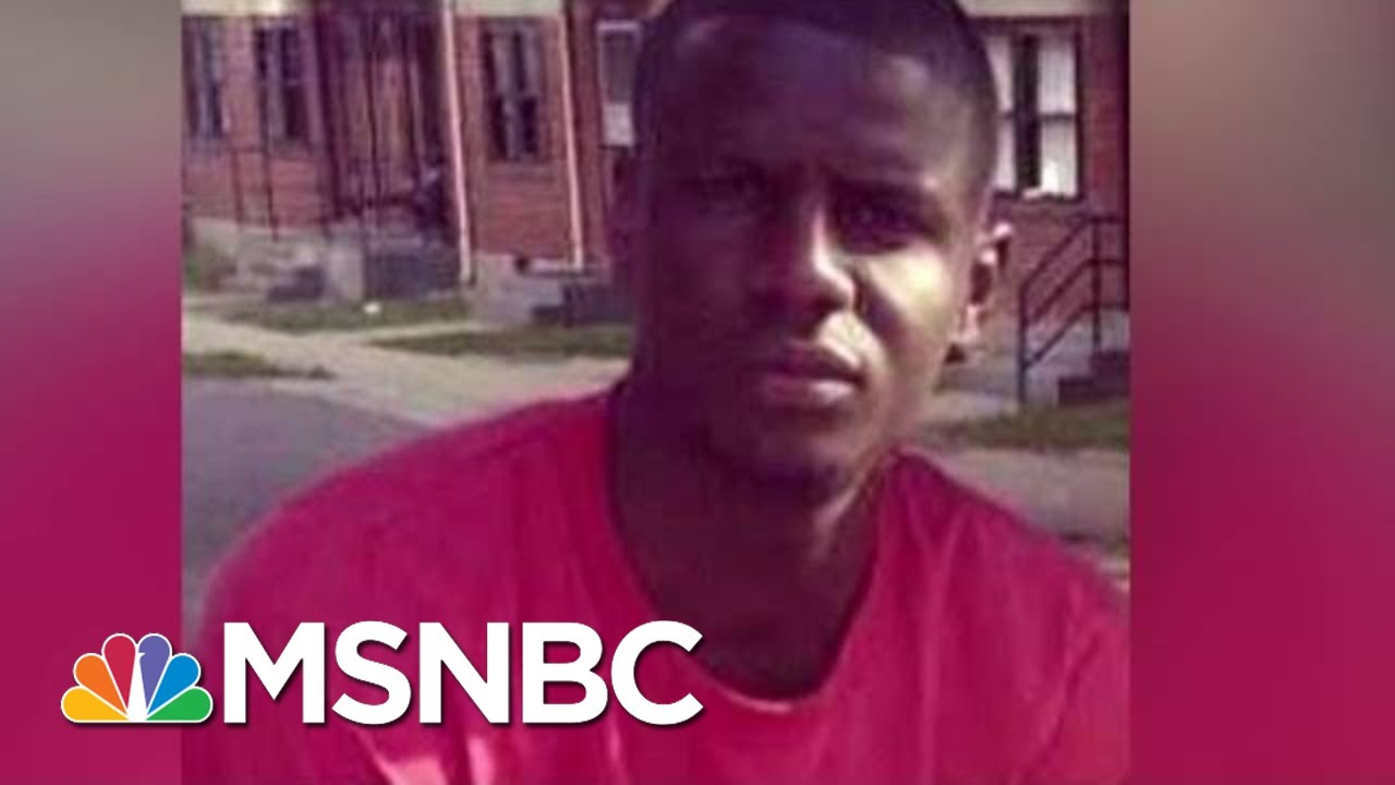 'Five Days' Looks At Unrest In Baltimore After Death Of Freddie Gray | Morning Joe | MSNBC 5